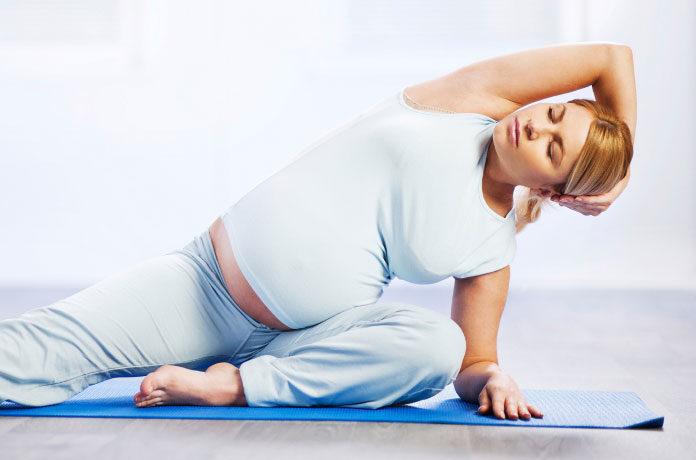 Odpowiedni trening w ciąży