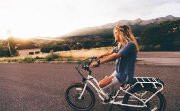 Trening odchudzający na rowerze