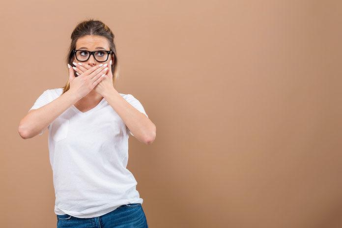 Afty w jamie ustnej - czy to coś poważnego?
