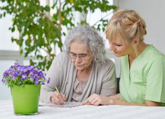 Opieka medyczna nad unieruchomionymi osobami w starszym wieku