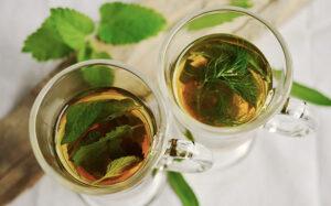 Zielona herbata bancha