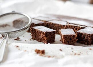 Tradycyjne ciasto czekoladowe