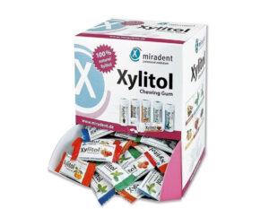 Gumy z ksylitolem
