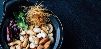 Czy można jeść orzechy na diecie odchudzającej