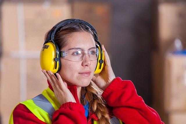 aktywne ochronniki słuchu