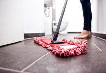 Gotowanie i sprzątanie